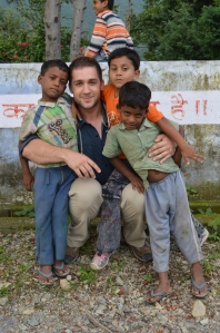Some friends of mine in the tiny village of Patti, in northwest India among the foothills of the Himalayas.